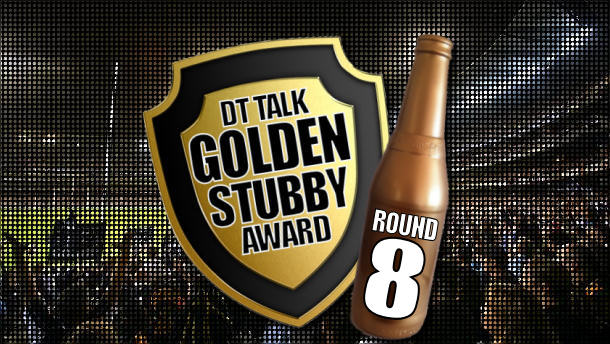 Golden Stubby – Round 8