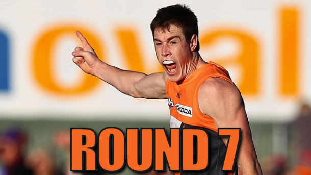 Giant Scores: Round 7 Review