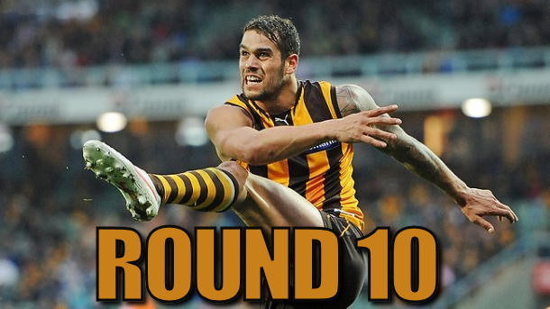 Who would? Budwood! Round 10 Review