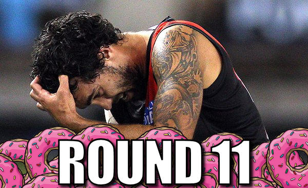 Carnage: Round 11 Review