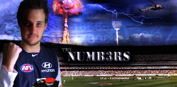 The Numbers – Round 18