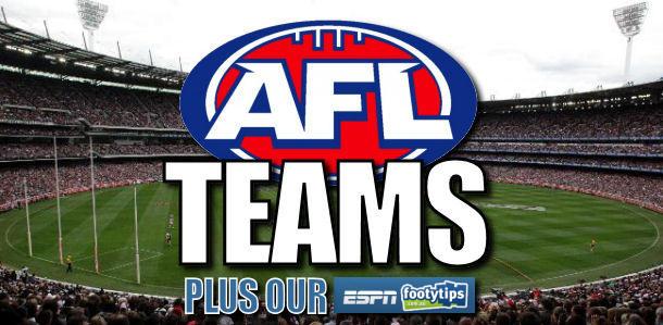 AFL Teams: Round 17