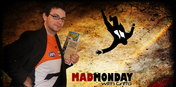 Mad Monday: Never Again