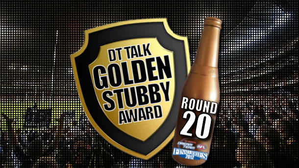 Golden Stubby – Round 20