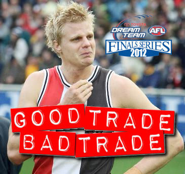Good Trade, Bad Trade: Round 21