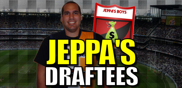 Jeppa's Draftees – Rd 20