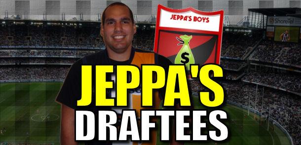 Jeppa's Draftees – Rd 21