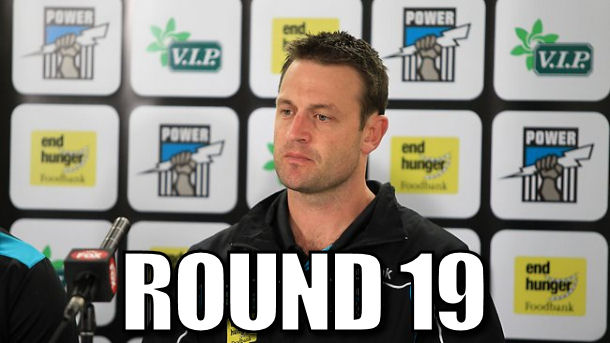 Happy DT coach or Sacked DT coach? Round 19 Review