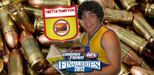 Tbetta's Bullets: Round 22