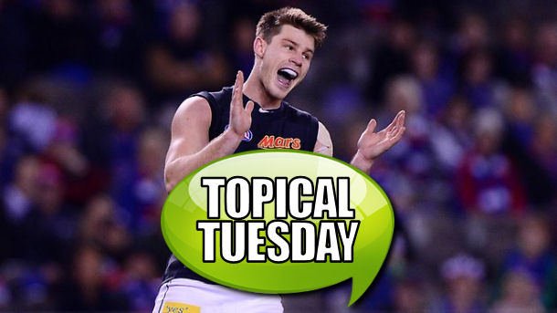 Topical Tuesday: Dual Position Players