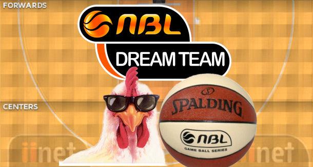 NBL Dream Team – round 8