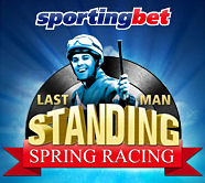 Joing our Last Man Standing Spring Racing League