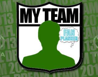 My Team 2013: Version 1.2