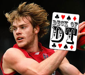 Jack Watts – Deck of Dream Team 2013