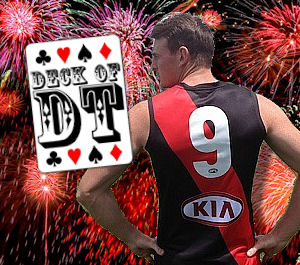 Brendon Goddard – Deck of Dream Team 2013