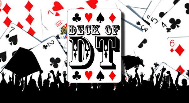 Deck of Dream Team 2013 – Starts December 11