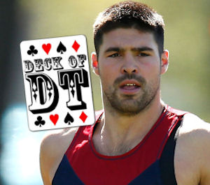Chris Dawes – Deck of Dream Team 2013