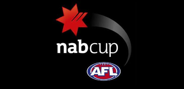 NAB Cup Round 2 Teams
