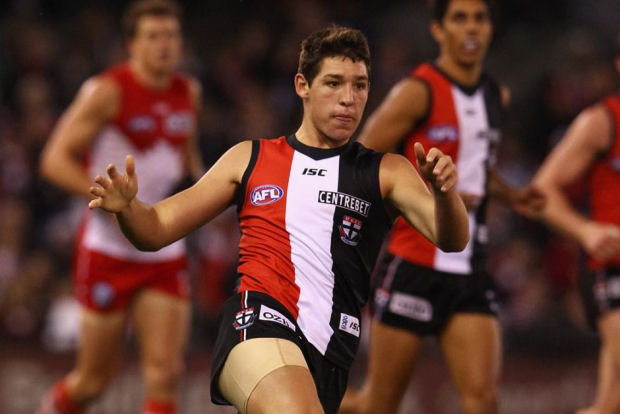 St Kilda Intra-Club Report 9/2/2013