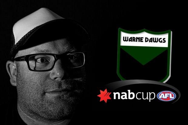 Warnie's Pre-NAB Cup Team 2013