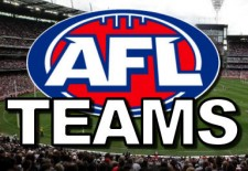 AFL Teams: Round 23