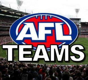 AFL Teams 2014: Round 22