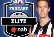 Nick Maxwell's AFL Fantasy Elite draft night