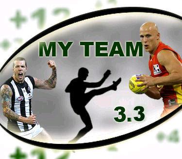 My Team 2013: Version 3.3