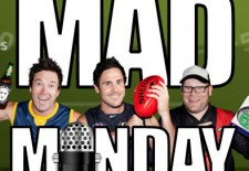 Ep 026: Mad Monday Podcast – Swans, Eagles, Dogs & NAB Challenge