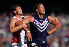 AFL Round 16: Roo; Dockers to win wrestle out West