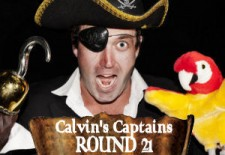 Calvin's Captains – Rd. 21