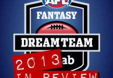 AFL Fantasy 2013 in Review