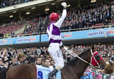 Win $1,000,000 in Sportingbet Cox Plate Pick 8