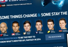 Pre-register for AFL Fantasy 2014