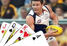 Patrick Dangerfield – Deck of Dream Team 2014