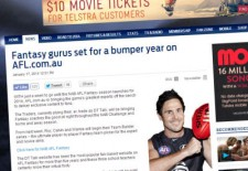 """The Traders"" on AFL.com.au"