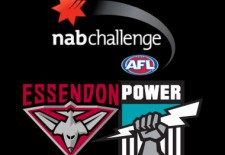 Bombers v Power – NAB Challenge (25th February)
