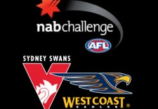 Swans v Eagles – NAB Challenge (27th February)