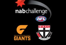 Giants v Saints – NAB Challenge (1st March)