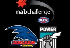 Crows v Power – NAB Challenge (16th February)