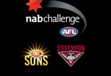 Suns v Bombers – NAB Challenge (17th February)