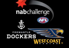 Dockers v Eagles – NAB Challenge (18th February)