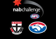 Bulldogs v Saints – NAB Challenge (19th February)