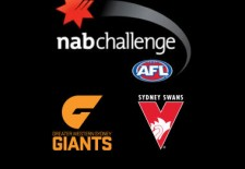 Giants v Swans – NAB Challenge (20th February)