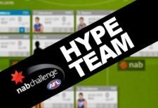 NAB Challenge AFL Fantasy Hype Team #1