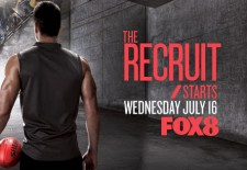 THE RECRUIT on FOX8