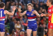 Bulldogs youngster shines for fantasy fans