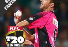 BBL Fantasy 2014/15 – Copes' Tips