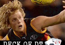 Rory Sloane – Deck of DT 2015