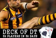 Shaun Burgoyne – Deck of DT 2015